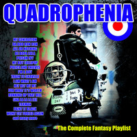 Various Artists - Quadrophenia - The Complete Fantasy Playlist