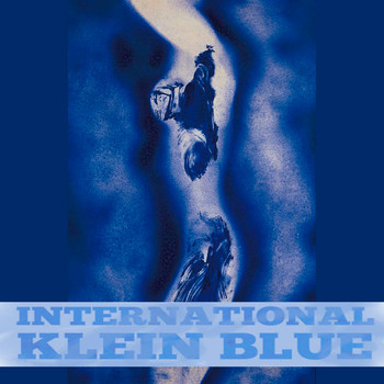 Steven Severin - #002fa7 International Klein Blue