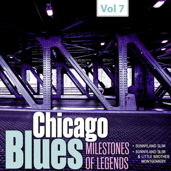 Sunnyland Slim - Milestones of Legends - Chicago Blues, Vol. 7