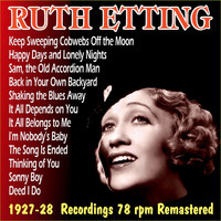 Ruth Etting - Recordings 1927-1928