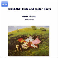 Norbert Kraft - GIULIANI: Flute and Guitar Duets
