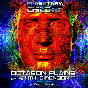 PlanetaryChild - Octagon Plains of the 4th Dimension EP