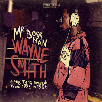 Wayne Smith - Mr. Bossman