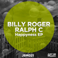 Billy Roger - Happyness EP