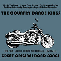 The Country Dance Kings - Great Original Country Road Songs, Volume 3