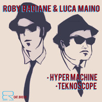 Roby Badiane - Hyper Machine