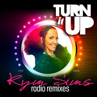 Kym Sims - Kym Sims - Turn It Up (Radio Remixes)