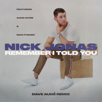 Nick Jonas - Remember I Told You (Dave Audé Remix [Explicit])