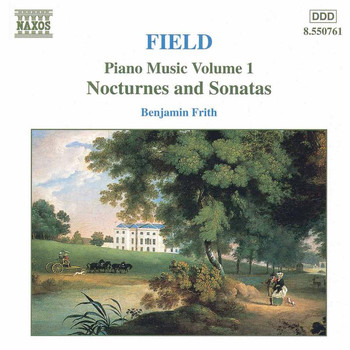 Benjamin Frith - Field: Piano Music, Vol.  1