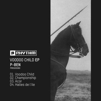 P-ben - Voodoo Child EP