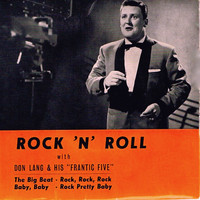 Don Lang - Rock, Rock, Rock!!