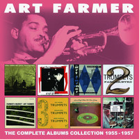 Art Farmer - The Complete Albums Collection: 1955 - 1957