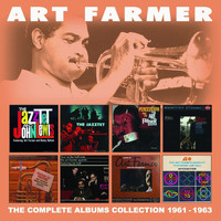 Art Farmer - The Complete Albums Collection: 1961 - 1963