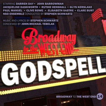 Original Studio Cast - Godspell