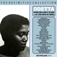 Odetta - The Definite Collection: Ballads and Blues / The Gate of Horn
