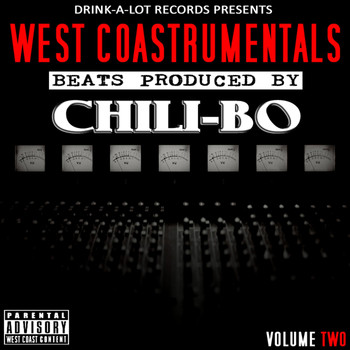 Chili-Bo - West Coastrumentals, Vol. 2