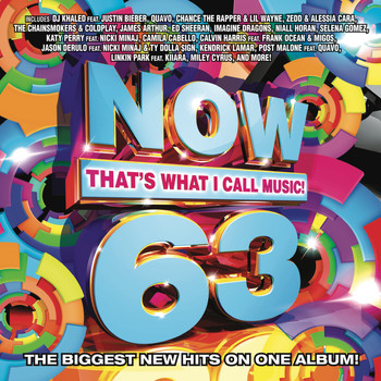 Various - NOW That's What I Call Music, Vol. 63