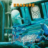 Erasure - World Be Gone (Maxi Single)