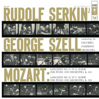 Rudolf Serkin - Mozart: Piano Concerto No. 17 in G Major, K. 453 & Piano Concerto No. 25 in C Major, K. 503