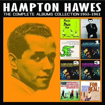 Hampton Hawes - The Complete Albums Collection: 1955 - 1961