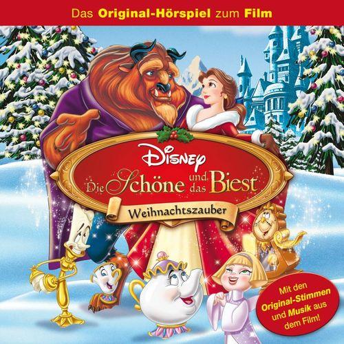 Disney - Die Schöne und das Biest MP3 Album Die Schöne und das Biest - Weihnachtszauber (Das Original-Hörspiel zum Film)
