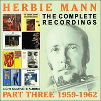 Herbie Mann - The Complete Recordings: 1959-1962