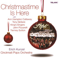 Cincinnati Pops Orchestra - Christmastime Is Here
