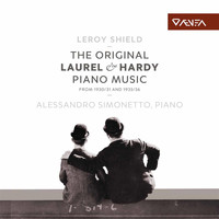 Alessandro Simonetto - The Original Laurel & Hardy Piano Music