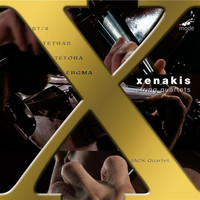 JACK Quartet - Xenakis Edition, Vol. 10: String Quartets