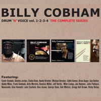 Billy Cobham - Drum'n Voice, Vols. 1, 2, 3 & 4 (The Complete Series)