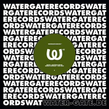 Butch, Henrik Schwarz - Watergate Remixes 01
