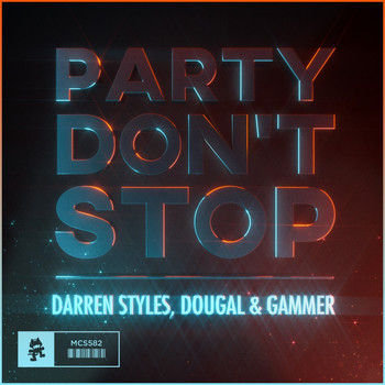 Darren Styles - Party Don't Stop