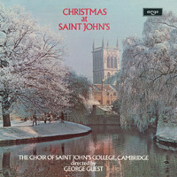 George Guest / Choir Of St. John's College, Cambridge - Christmas at St. John's