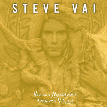 Steve Vai - Various Mysteries Archives Vol. 3.5