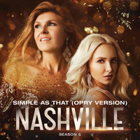 Nashville Cast - Simple As That (Opry Version)