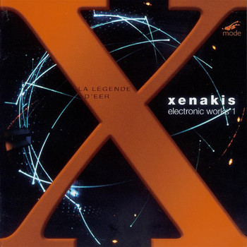 Iannis Xenakis - Iannis Xenakis, Vol. 5: Electronic Works 1