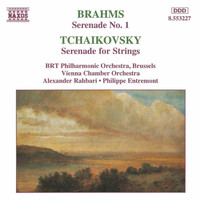 Philippe Entremont - Brahms: Serenade No. 1 / Tchaikovsky: Serenade for Strings