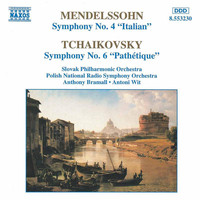 Anthony Bramall - MENDELSSOHN: Symphony No. 4 / TCHAIKOVSKY: Symphony No. 6, 'Pathetique'