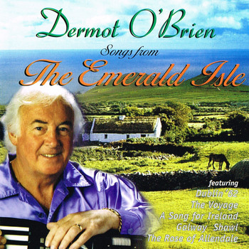 Dermot O'Brien - Songs from the Emerald Isle