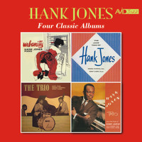Hank Jones - Four Classic Albums (Urbanity / The Trio of Hank Jones / The Trio with Guests / Trio - Plus the Flute of Bobby Jaspar) [Remastered]