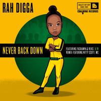 Rah Digga - Never Back Down - EP (Explicit)