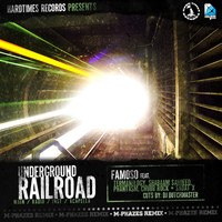 M-Phazes - Underground Railroad (Remixes) [feat. Famoso, Termanology, Shabaam Sahdeeq, Phantasm, Chubb Rock & Sadat X] - EP (Explicit)
