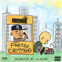Skyzoo - Finesse Everything (Explicit)