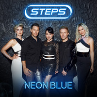 Steps - Neon Blue (Adam Turner Remixes)