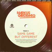 Markus Gardeweg - Same Same but Different