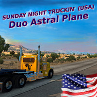 Duo Astral Plane - Sunday Night Truckin' (USA)