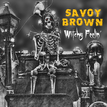 Savoy Brown - Witchy Feelin´