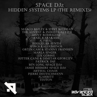 Space DJZ - Hidden Systems LP (The Remixes)