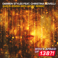 Darren Styles feat. Christina Novelli - Sun Is Rising