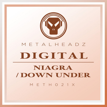 Digital - Niagra / Down Under (2017 Remaster)